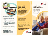 Overview of the Kitcal tablet
