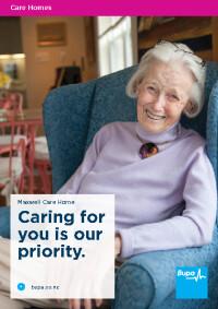 Maxwell Care Home Brochure