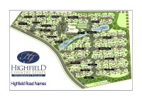 Highfield Country Estate Village Layout