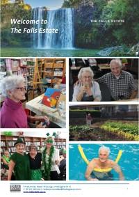 Falls Estate Marketing Pack