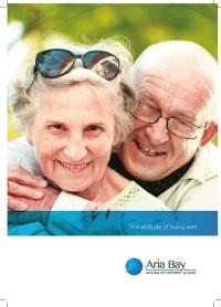 Aria Bay Sales Brochure
