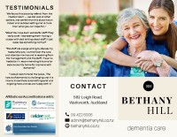 Bethany Hill Dementia Care