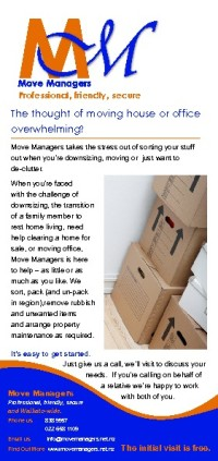 Move Managers Brochure