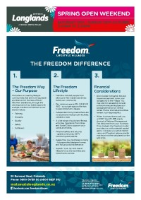 The Freedom Difference