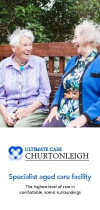 Ultimate Care Churtonleigh Brochure