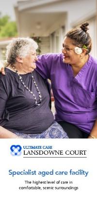 Ultimate Care Lansdowne Court Brochure