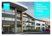Bupa Parkstone Retirement Village Floor Plan