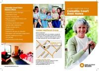 Camellia Court Rest Home Brochure