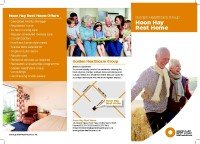Hoon Hay Rest Home Brochure
