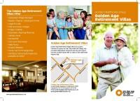 Golden Age Retirement Village Brochure