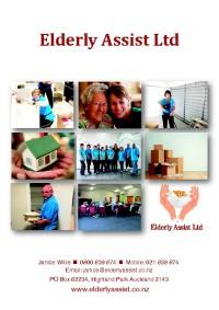 Elderly Assist information pack