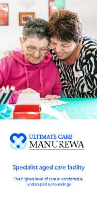 Ultimate Care Manurewa Brochure