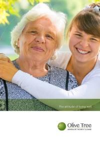 Olive Tree Sales Brochure