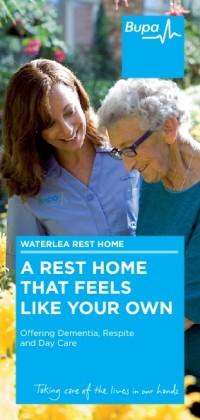 Waterlea Rest Home