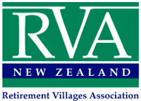The Retirement Villages Association of New Zealand Logo